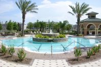 Three Fountains at Viera Viera, Florida